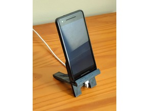 Phone/tablet charging stand