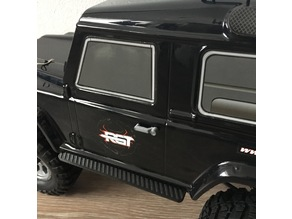 Handle for 1:10 RC Crawler