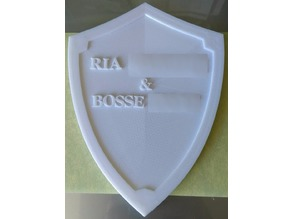 door sign emblem