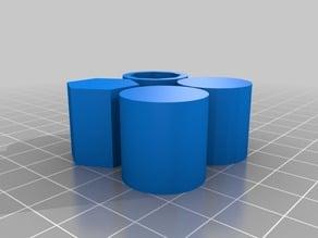 fncylinder() OpenSCAD module
