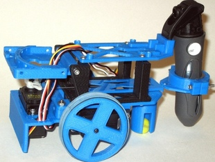 Fire Fighting Educational Robotics Platform