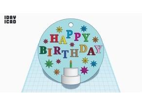 [1DAY_1CAD] HAPPY BIRTHDAY