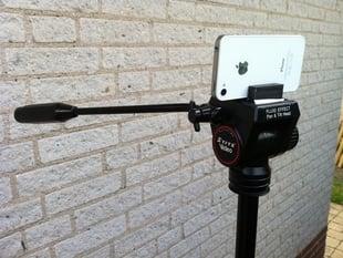 iPhone Camera Mount