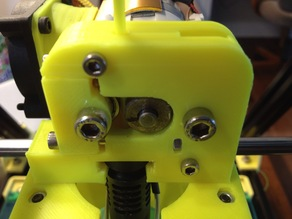 PG35L Micro Extruder V3 - For J-Head