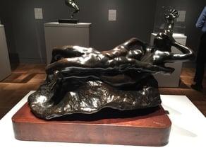 Fugitive Love, Rodin, Portland Art Museum