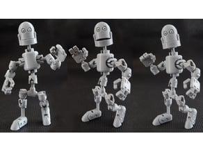 Jointy Bot Mk-2  Robot