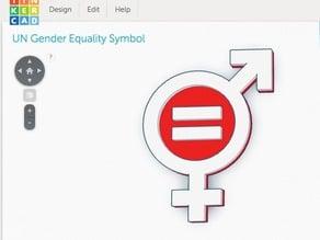 UN Gender Equality Symbol