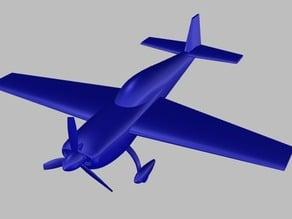 Extra330 static model