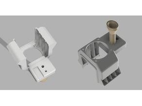 PRUSA i3 MK3 Extruder Stepper Air Flow Cooler