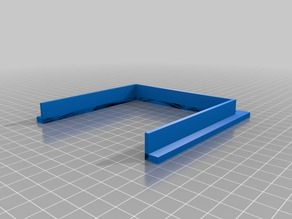 Printrbot Simple Metal Securing Bracket