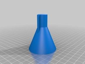 Rocket fin (cone shaped)