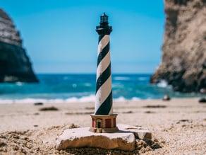 Cape Hatteras Lighthouse Desktop Model Kit