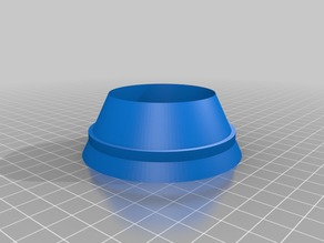 Adaptador bobina Filamento/Filament spool adapter