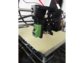 Sensor Mount For E3D v6 Carriage (Anet A8)