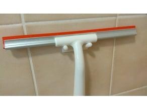 Squeegee holder / Halterung für Fensterabzieher