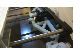 Axis Y Brace reforcement Anet A8