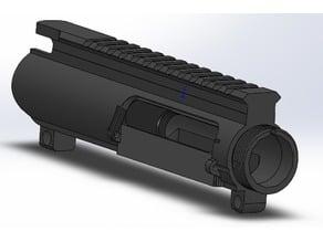 ATLAS Rev. 5 AR15 A3 Upper Receiver for Rimfire