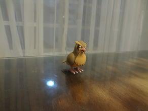 Pidgey Pokemon EDLI3D
