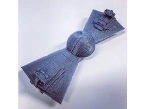 Death Star Destroyer Bow Tie