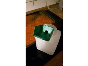 Funnel Shovel for Silica gel