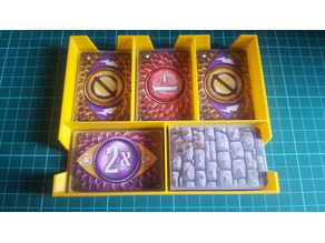 Gloomhaven Card Boxes and Russian dividers