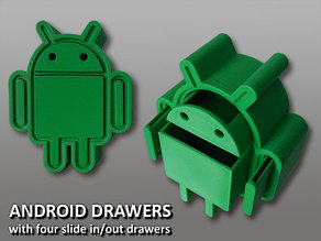 Android Drawers