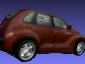 Sense Scan:  PT Cruiser Model
