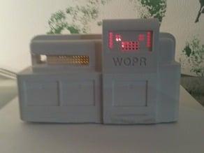 WOPR Ardunio Nano Case