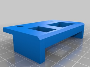 Inlet plate for 1515 extrusion