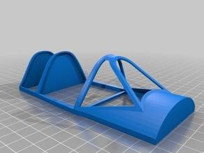 Flite Test Spitfire canopy frame