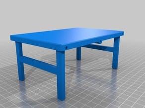 Pocket Rage Flip Table