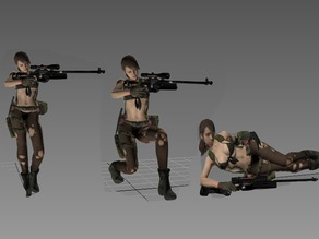 Quiet - MGS V