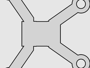 Laser Cut nano drone