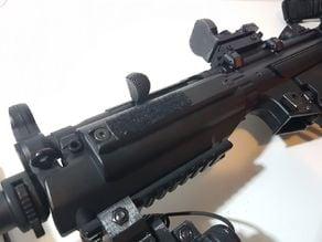 MP5 RIS Handguard Flat Rail