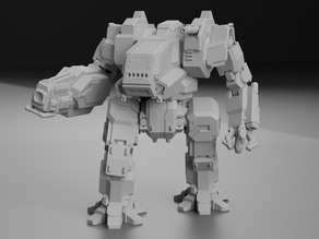 DRG-FLAME Dragon for Battletech