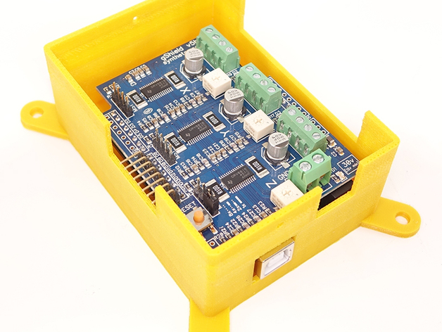X-Carve GRBL Arduino Board Case by devTitan - Thingiverse