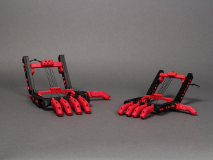 Snap-Together Robohand