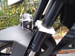 Gopro motorcycle holder