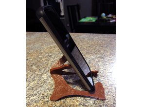 Improved stable phone stand
