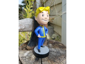 Vault Boy from Fallout 4