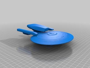 Star Trek TNG Springfield Class