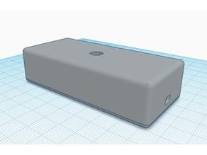 Sonoff Basic Button Case