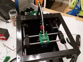 SoliVORON - Solidoodle conversion to Core XY Printer