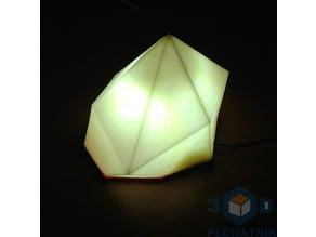Crystal night lamp (night light)