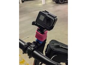 GoPro to Quadlock mount