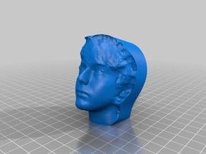 Makerbot Head Bust