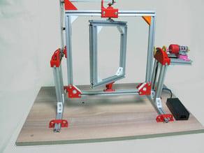 RotoCasting Machine