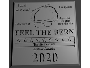 Remixed feel the Bern