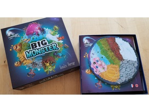 Insert pour big Monster version Kickstarter