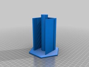 PLA Temperature Tower for the Da Vinci Pro and other machines